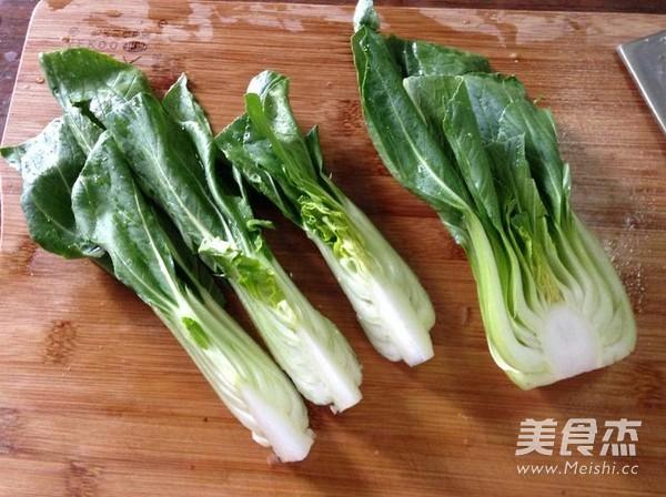 广东香菇菜心的做法大全