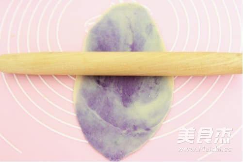 紫薯酥怎样做