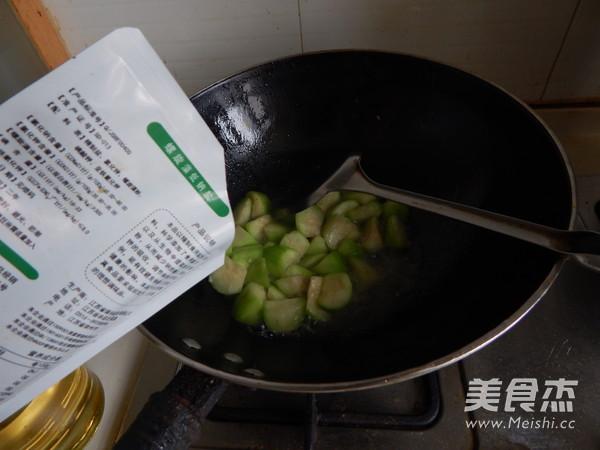 清炒丝瓜怎么做