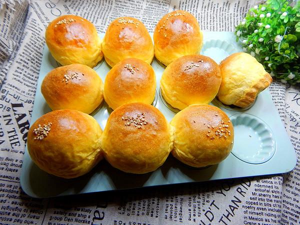 胡萝卜小餐包的制作