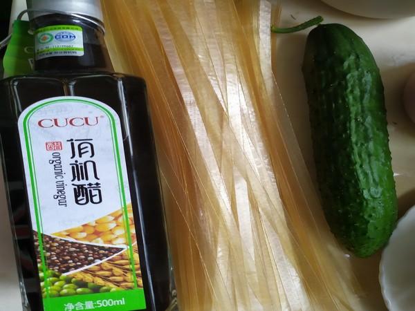 霸王超市~黄瓜凉拌粉皮的做法大全