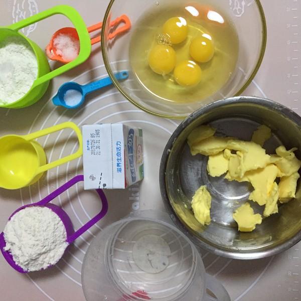 奶油泡芙怎么做