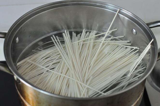 美食DIY——家常擔擔面