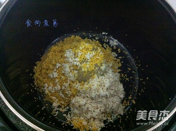 冰糖小米粥怎么吃