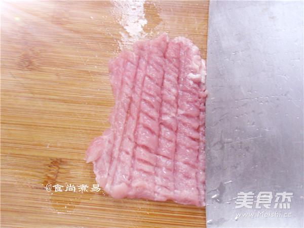蒜香炸猪排的做法图解