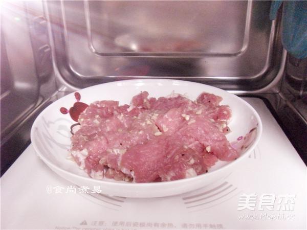 蒜香炸猪排怎么炒