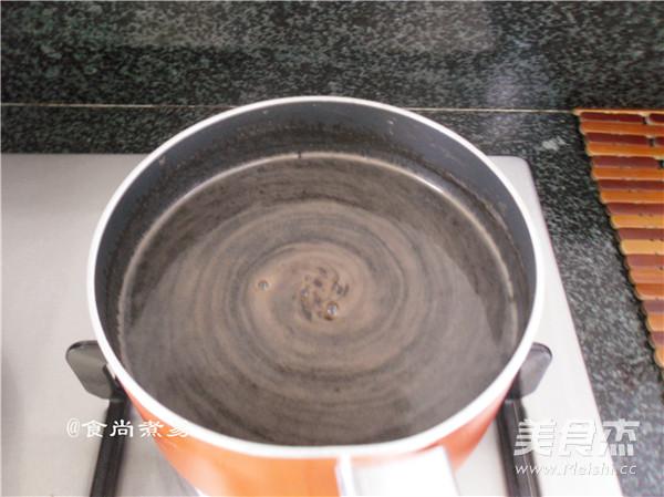 果蜜龟苓膏的简单做法