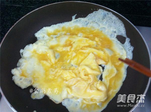番茄鸡蛋拌面的家常做法
