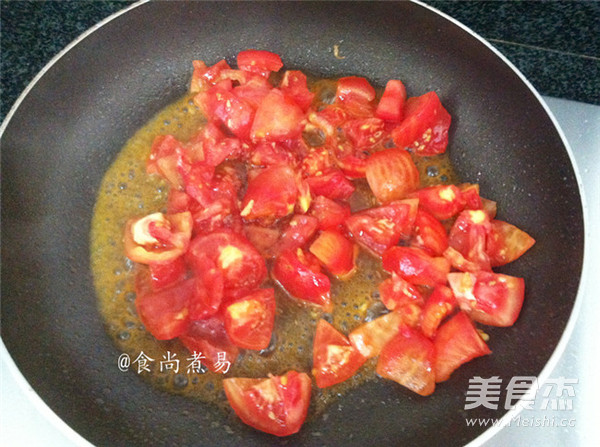 番茄鸡蛋拌面怎么做