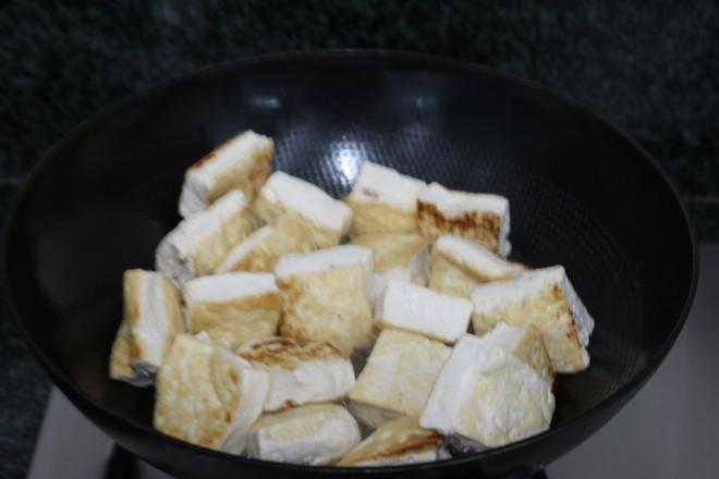 鸡汤炖豆腐怎么炒