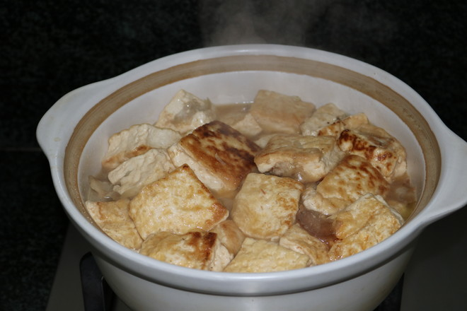 鸡汤炖豆腐怎么炖
