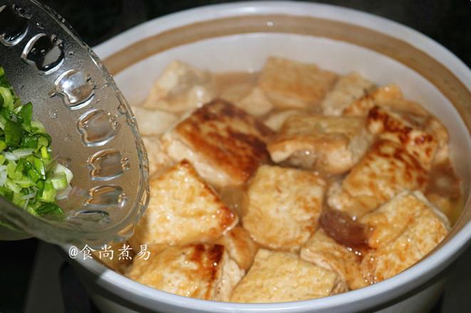 鸡汤炖豆腐怎么煸