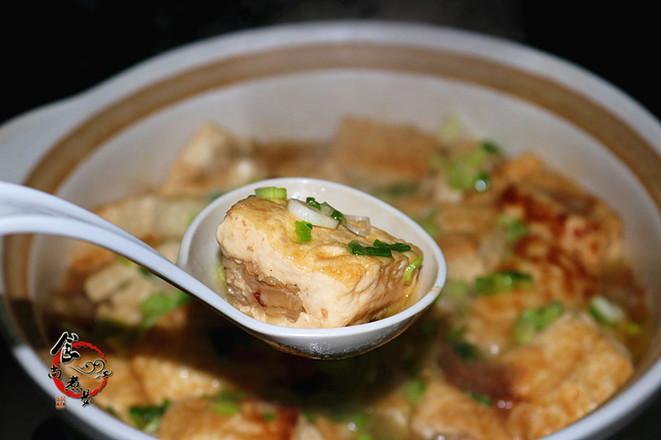 鸡汤炖豆腐怎样煸