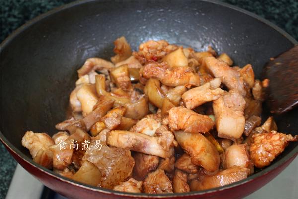 红烧猪头肉怎么做