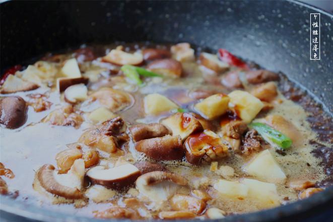 老板花5万买来的配方,这才是正宗的黄焖鸡米饭,酱料比例全部告诉你,跟饭店一个味!怎么煮