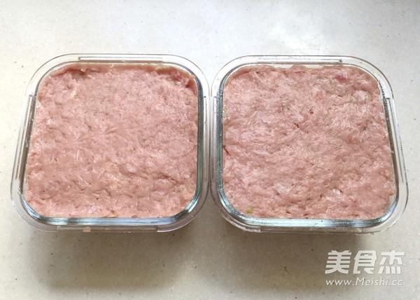 自制午餐肉怎么做