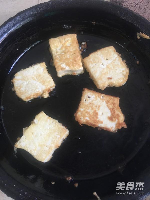 酱汁豆腐的家常做法