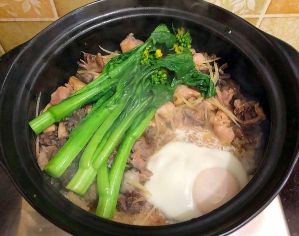 砂锅鸡肉煲仔饭的做法大全