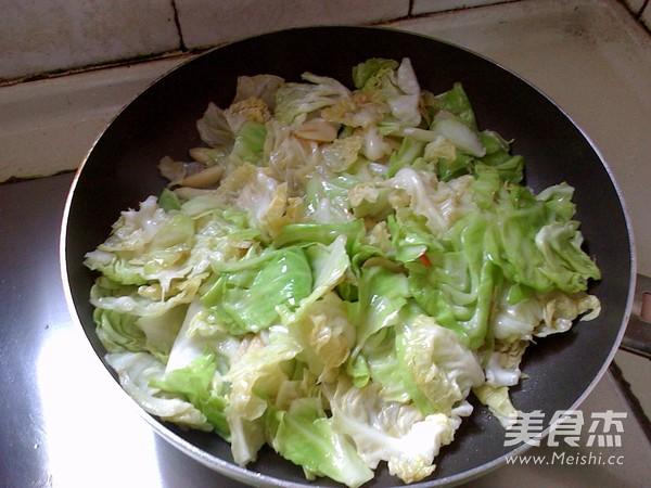 糖醋圆白菜怎么吃