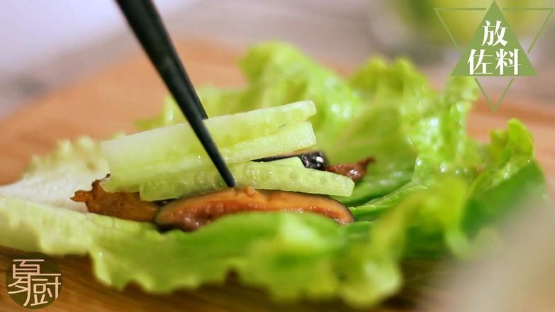 韩式菜包肉怎么做