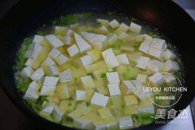虾仁烩豆腐怎么煮