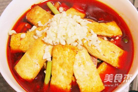 水煮豆腐怎么炖