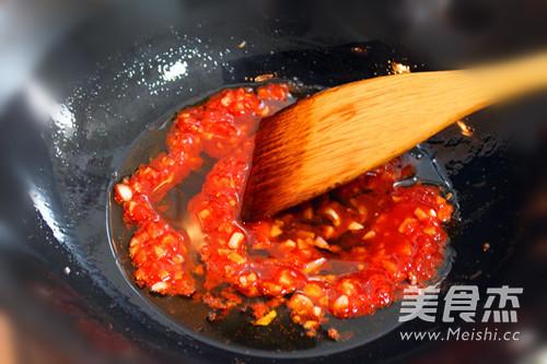 茄汁金针菇的简单做法