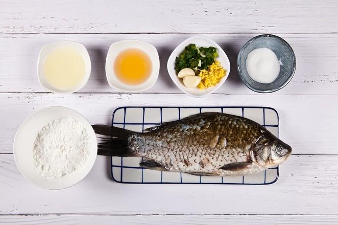 Vitamix版的鱼饼,不卡喉又补充维生素的做法大全