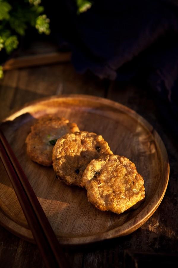 Vitamix版的鱼饼,不卡喉又补充维生素怎么炒