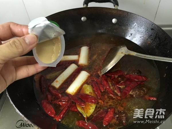 麻辣羊肉火锅怎么炒