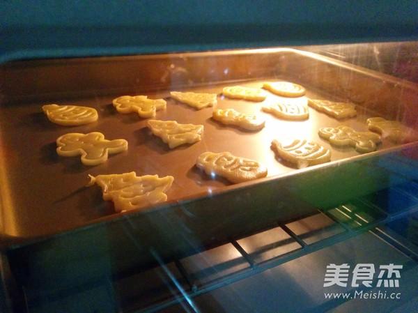 圣诞树糖霜饼干怎样做