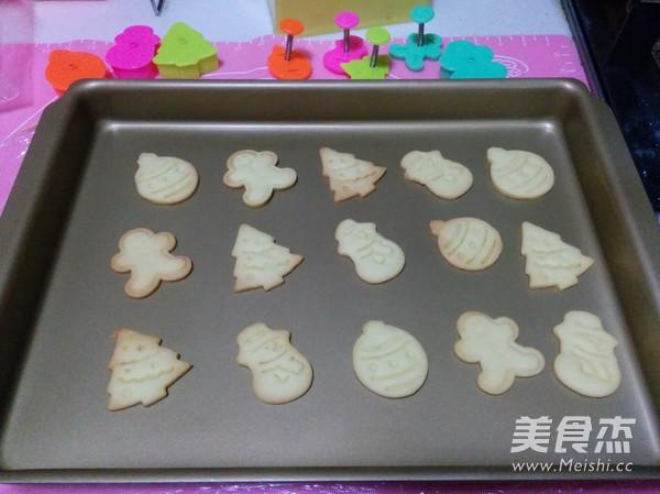 圣诞树糖霜饼干怎样炒