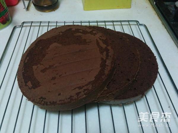 黑森林蛋糕怎么炒