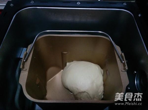 双味面包的做法大全