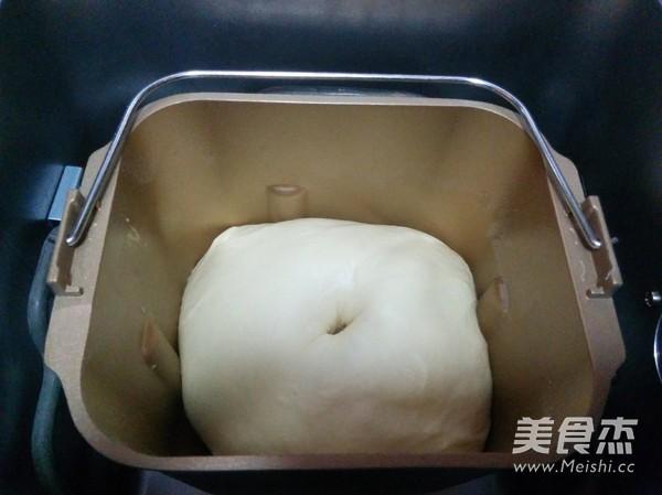 双味面包的做法图解