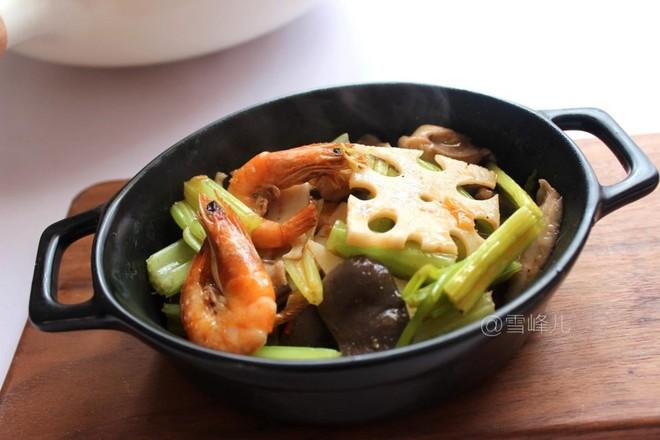 鲜香麻辣锅成品图