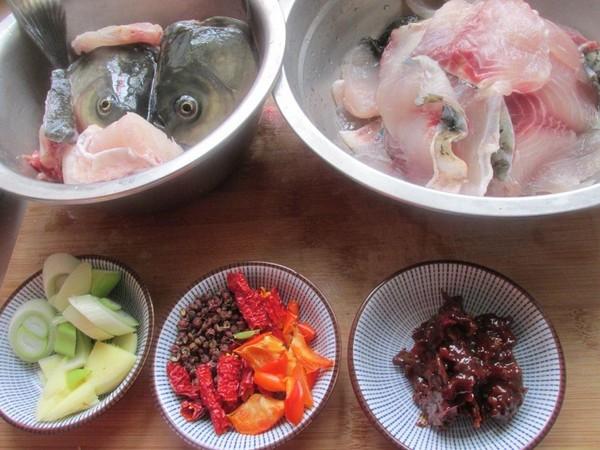 水煮鱼的家常做法