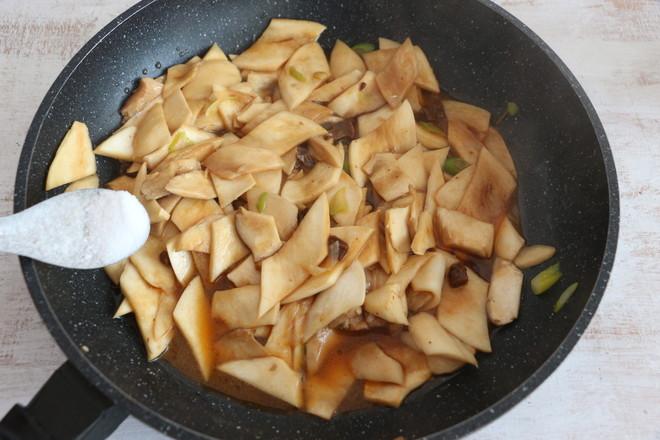 酱香杏鲍菇怎么做