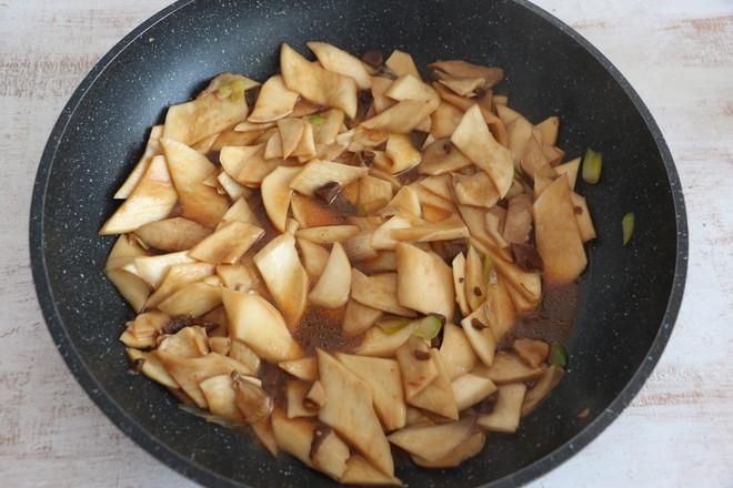酱香杏鲍菇怎么煮