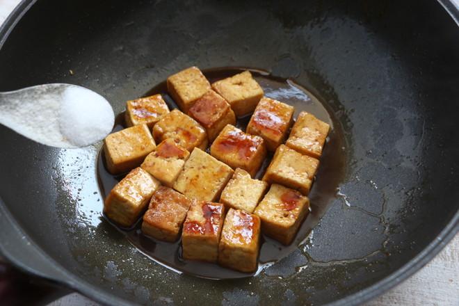 照烧豆腐怎么做