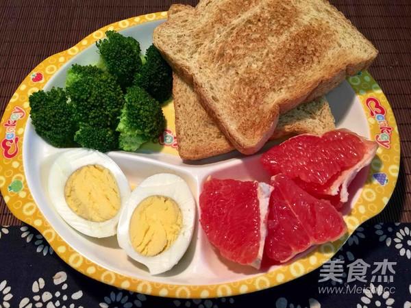 学油条_营养早餐的做法_营养早餐怎么做_龙井(来自_美食杰