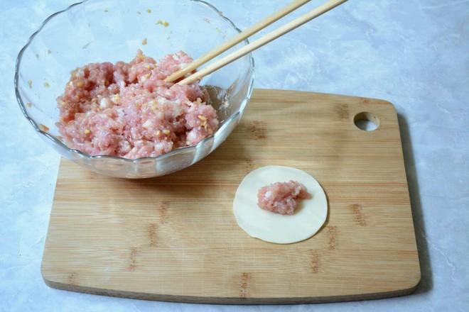 钟水饺的家常做法