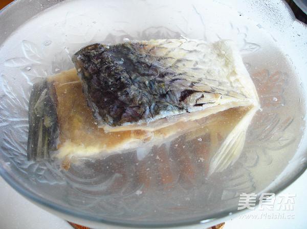 含丰富维生素之蒸咸鱼的做法图解