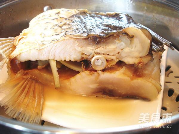 含丰富维生素之蒸咸鱼怎么炒