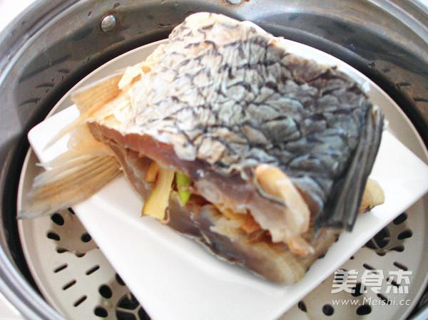 含丰富维生素之蒸咸鱼怎么做