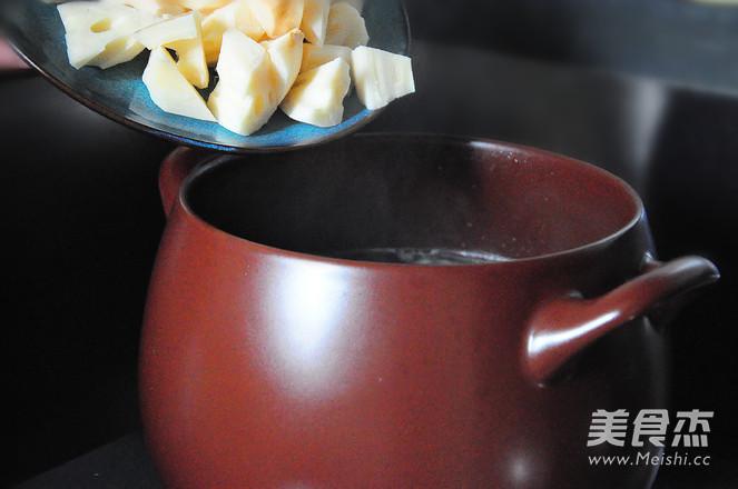 排骨莲藕汤怎么炖