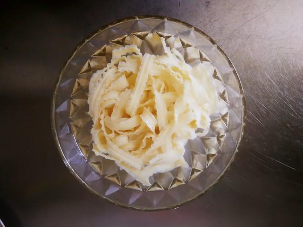XO干贝酱拌凉拌面的简单做法