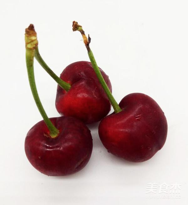 樱桃成品图