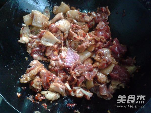 米粉蒸肉怎样炒