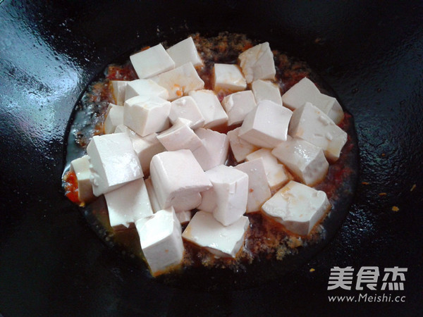 烧豆腐的简单做法